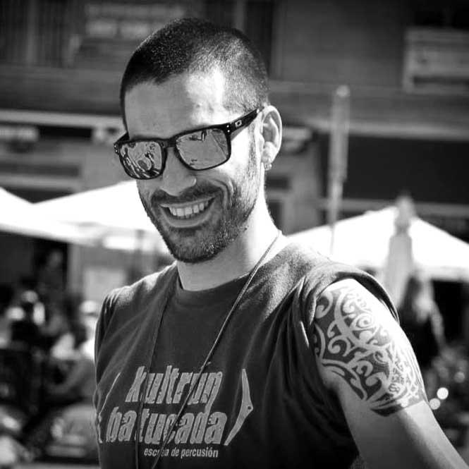 Fede Martín<br /><small>Fundador y director</small>