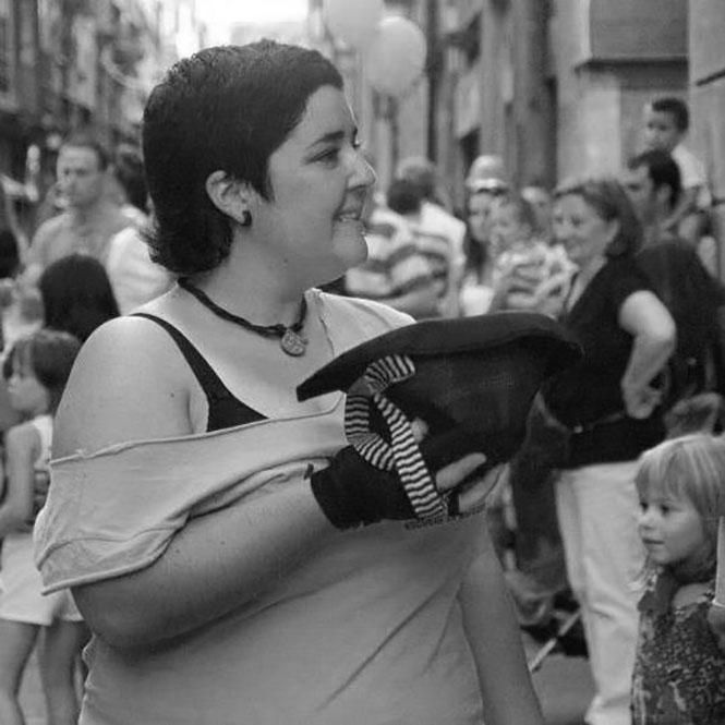 Marta Gil<br /><small>Directora</small>